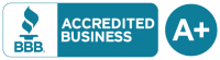 The Port Web Design, Maine has a BBB A + Rating