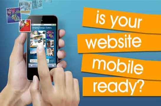 mobile-ready web design