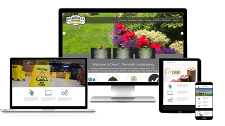 Responsive Web Design Maine