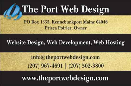 theportwebdesign-business-card